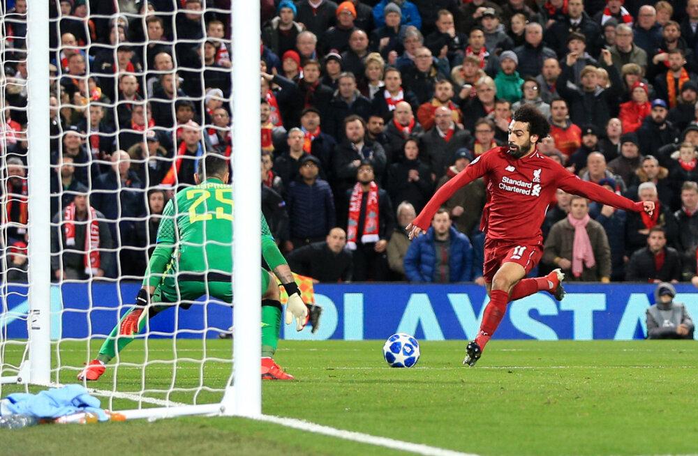 Mohamed Salah lööb avavärava