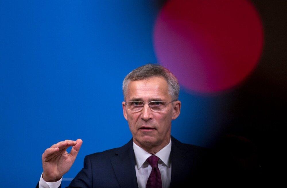 NATO peasekretär: uute USA tuumarakettide paigutamine Euroopasse ei ole tõenäoline