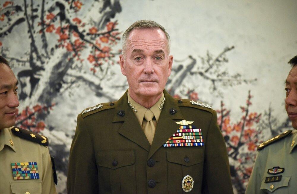 USA sõjaväejuht: sõda oleks kohutav, aga Põhja-Korea tuumaraketid on kujuteldamatud