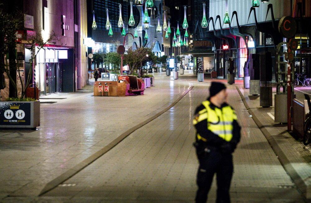 Hollandi kohus otsustas, et pandeemia tõttu kehtestatud öine liikumiskeeld tuleb kohe lõpetada