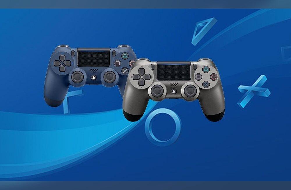 Sony mängukonsool PlayStation 5 võib ilmuda juba tänavu