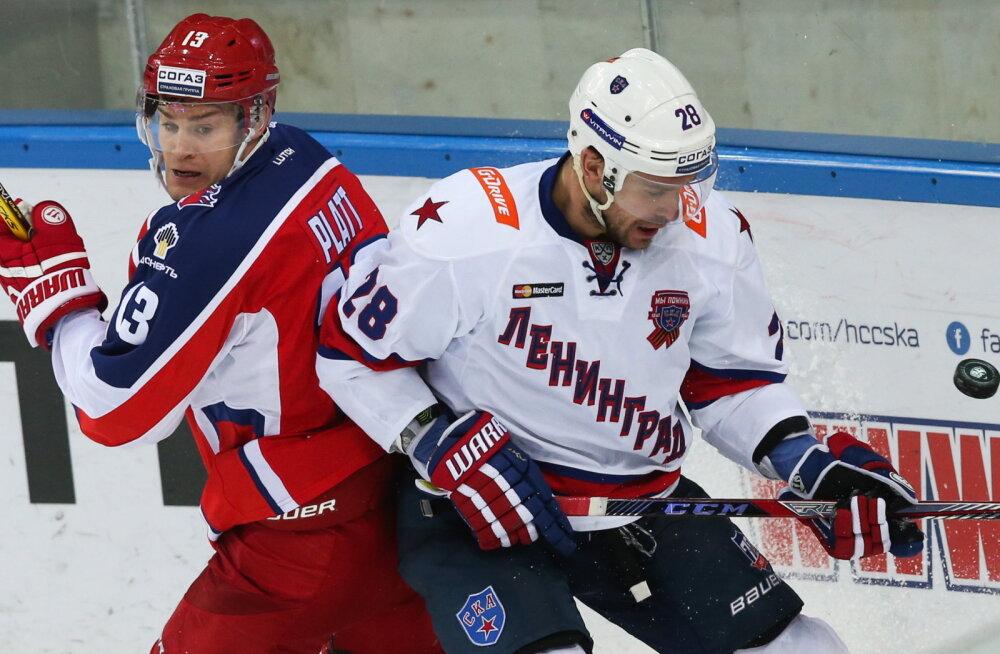 KHL-i juubelihooaeg saab väärika alguse