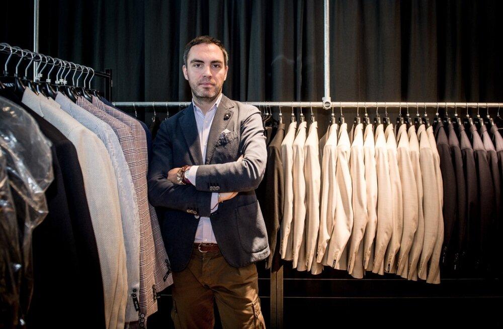 Antonio sõnul võimendab hea ülikond su voorusi, halvasti valitud ülikond võimendab aga väga tugevalt su puudusi.