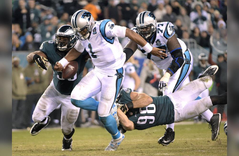 NFLi mäng, pilt on illustratiivne