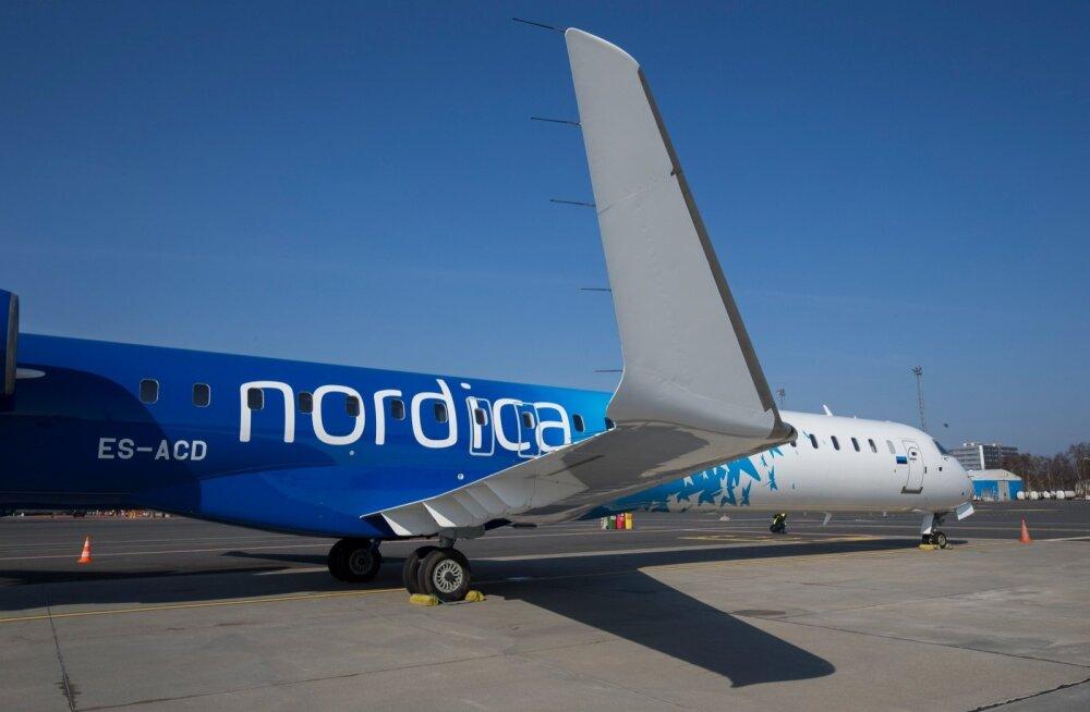Приостановившая все полеты авиакомпания Adria Airways задолжала эстонской Nordica 7 миллионов евро