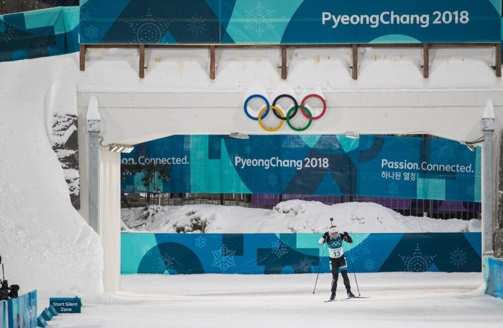 PyeongChang2018 Naiste laskesuusa sprint