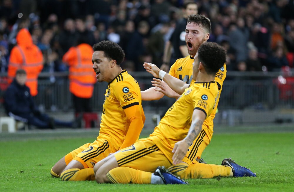 VIDEO | Tottenham Hotspur sai üllatuskaotuse, Liverpoolil võimalus edu kasvatada