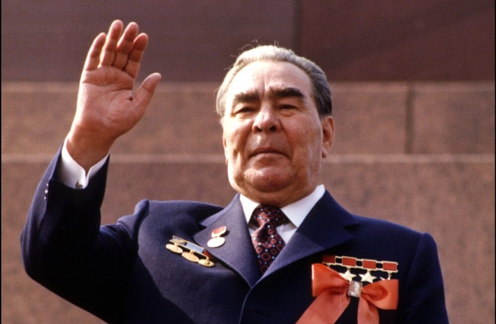 Krimmis suri infarkti Leonid Brežnevi pojapoeg Andrei