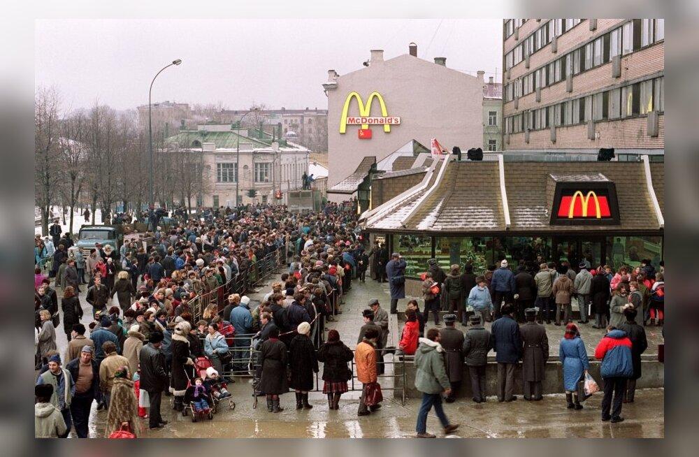 Soome kartis 1990. aastal miljoneid Nõukogude põgenikke: kavandati osalist mobilisatsiooni piiri kaitsmiseks