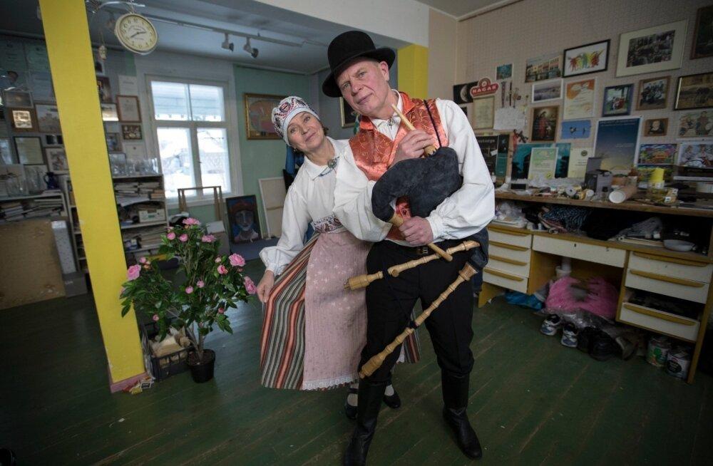 ФОТО и ВИДЕО: Тамара и Рихо переехали из Таллинна в Раквере и ничуть об этом не жалеют