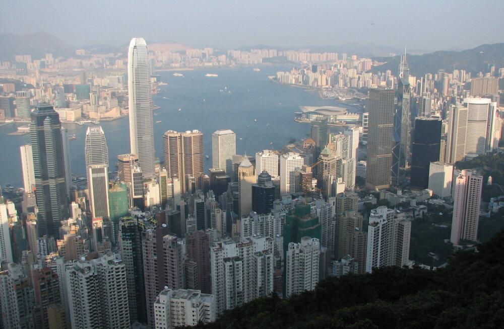 Hongkongis on nüüd rohkem ülirikkaid kui kusagil mujal