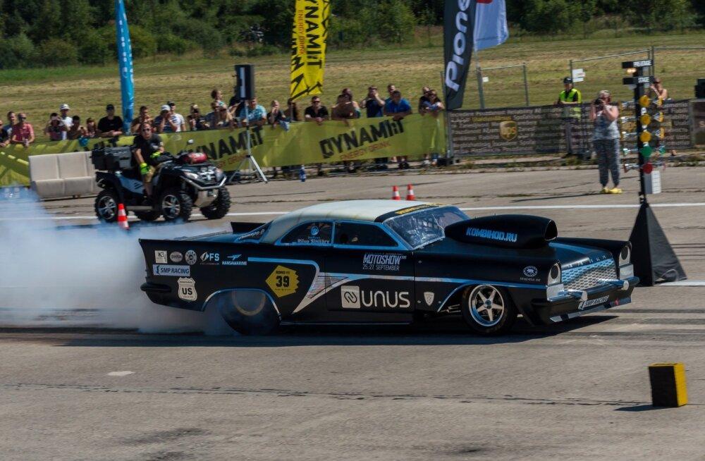 Kiirendusvõistlus Speedest Glassdrive Racing
