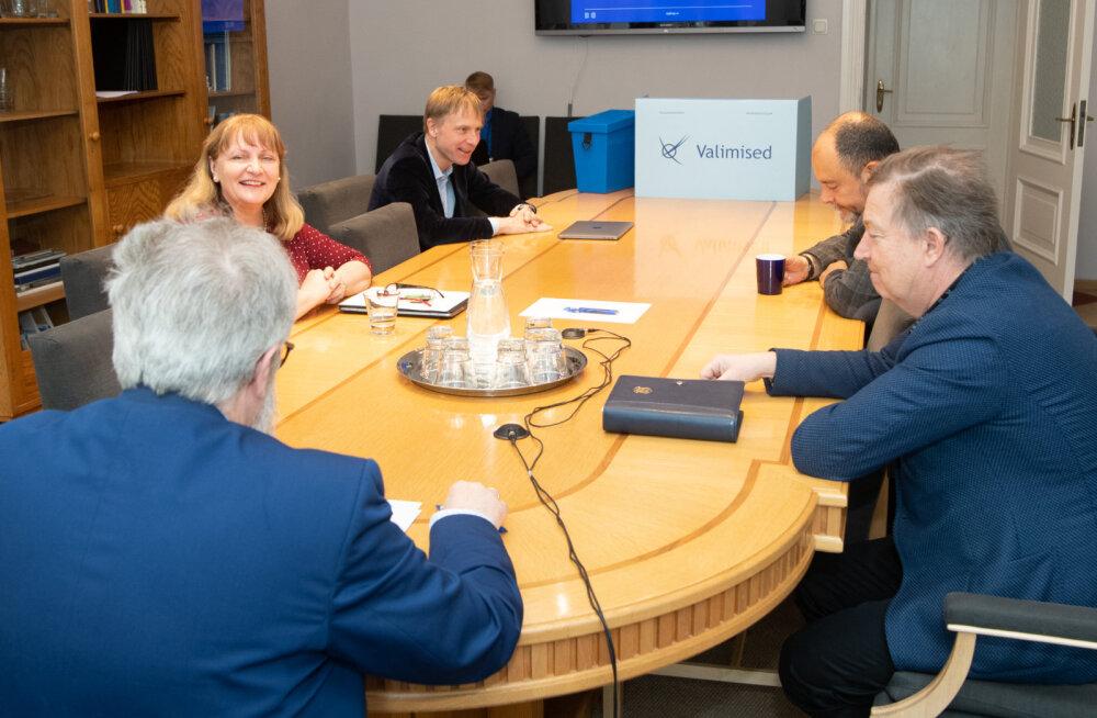 Eesti keele õppe probleemkomisjon koguneb erakorraliselt esmaspäeval