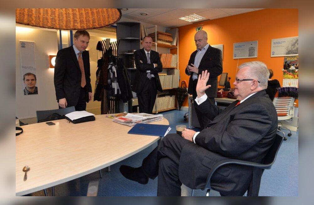 Kuku Raadios Tallinnapea kandidaatide debatt