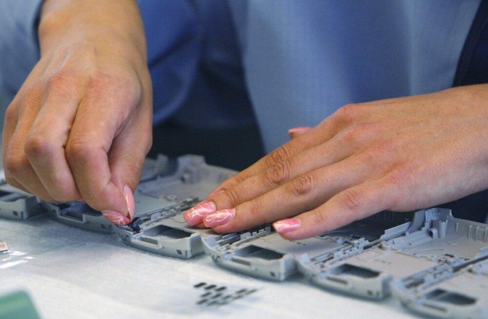 Elektroonikatööstuse Liit: elektroonikatööstuse üles ehitamiseks piisab täna paljuski pealehakkamisest