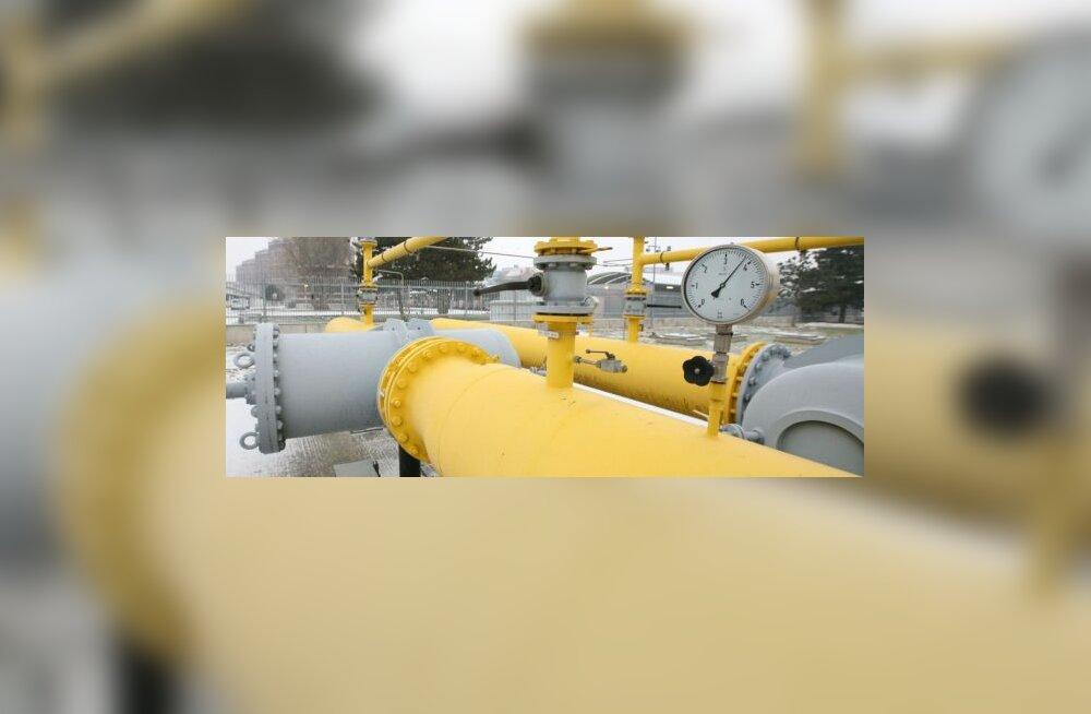 Ukraina gaasifirma maksis Gazpromile 80% võlast