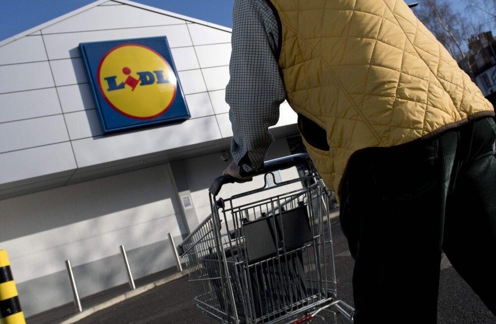 КАРТА: Смотрите, где в Эстонии появятся магазины Lidl