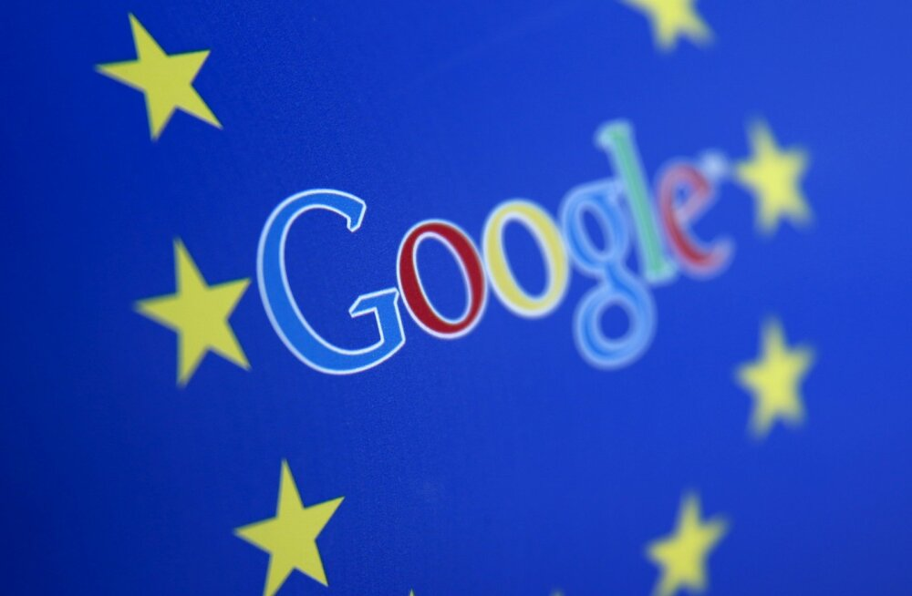 Monopol maksku: Euroopa Liit määras Google'ile 2,42 miljardi eurose trahvi