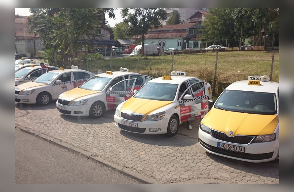 Takso asendab linnakaarti