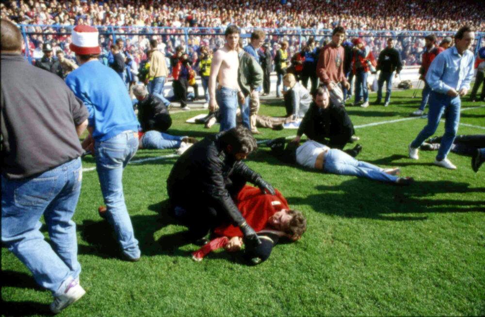 VIDEO | Täna möödub 31 aastat Hillsborough' katastroofist, milles hukkus 96 Liverpooli fänni