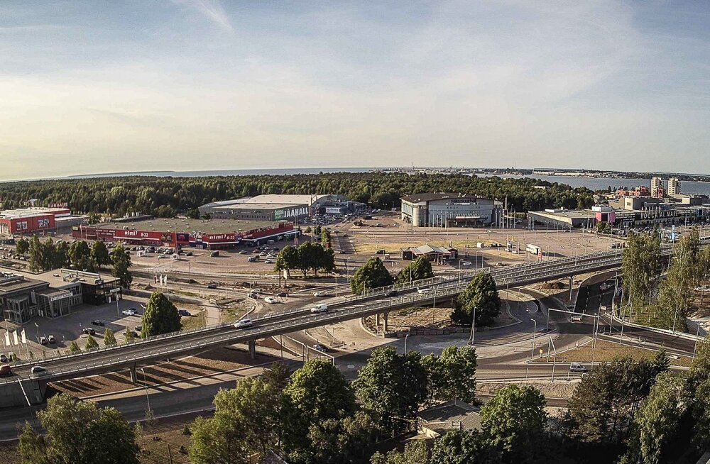 ARVAMUS   Uku Tampere: Haabersti viadukt on vaid pool tehet, Paldiski maantee on jätkuvalt paranoiline paik