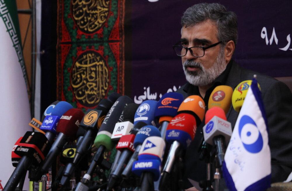 Iraan käivitas tsentrifuugid rikastatud uraani varude suurendamiseks