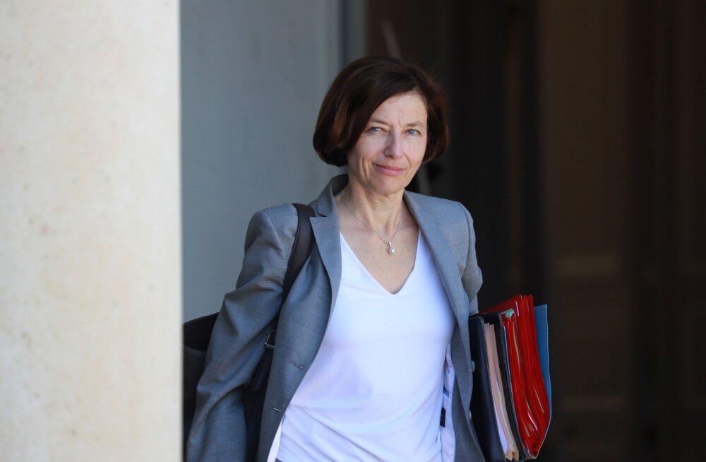 Kaitseminister Parly: Prantsusmaa aasta kestnud katsed Venemaaga suhteid soojendada ei ole mingeid tulemusi andnud