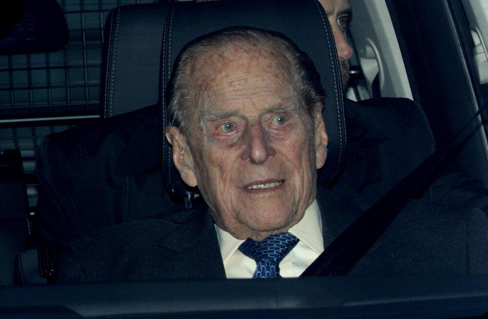 Lõpuks ometi! Prints Philip vabandas alles nüüd!