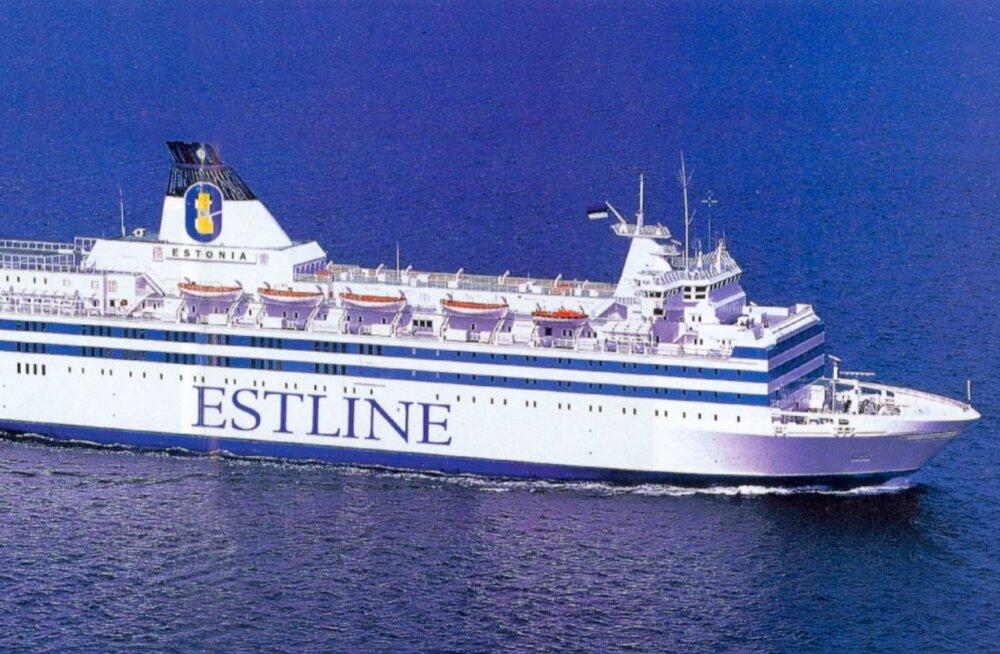 Diplomaadiharidusega Johannes Johanson asus Estline'i etteotsa kohe, kui uus laev Estonia liinile toodi.