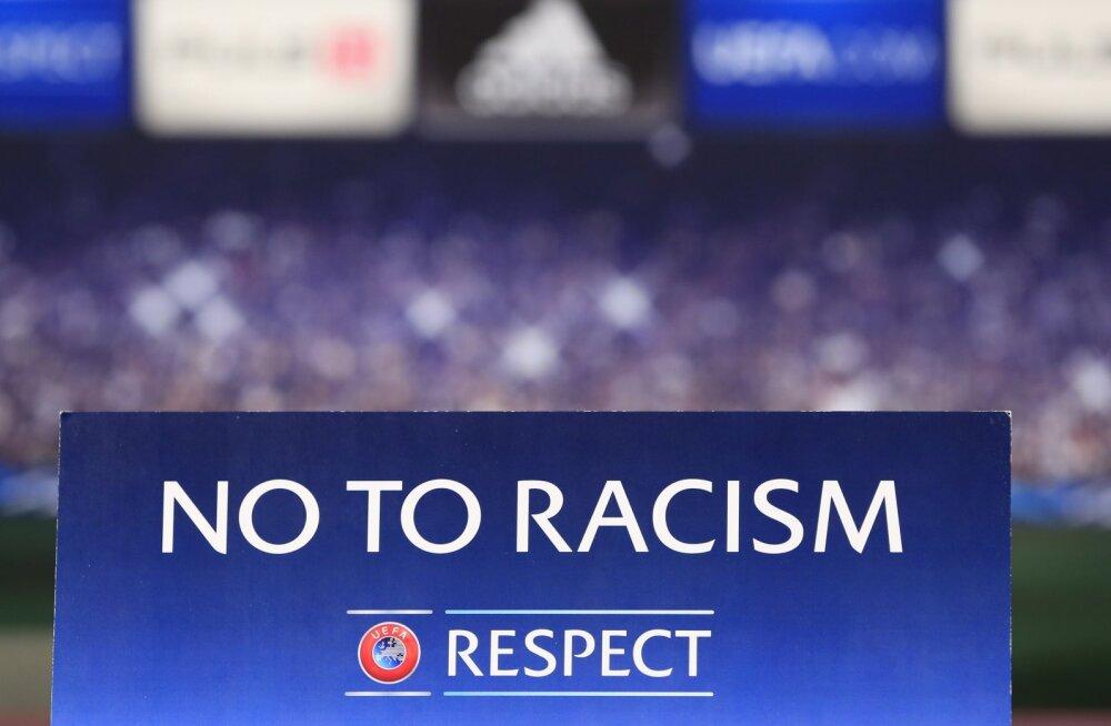 UEFA karistas Zenjovi klubi eurosarja vastast rassistliku käitumise eest