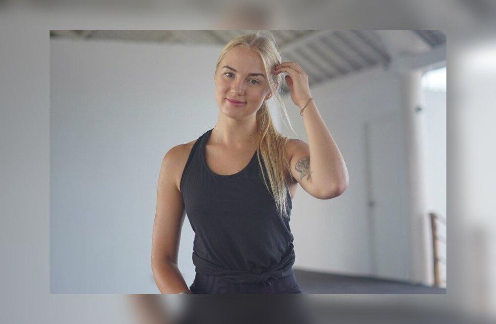 Balile kolinud ja küünetehniku ameti personaaltreeneri vastu vahetanud Mona: siin puudub kadedus ja teistest parem olemise vajadus