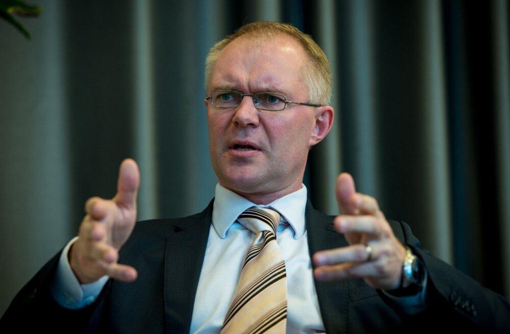 Hannes Hanso, kaitseminister