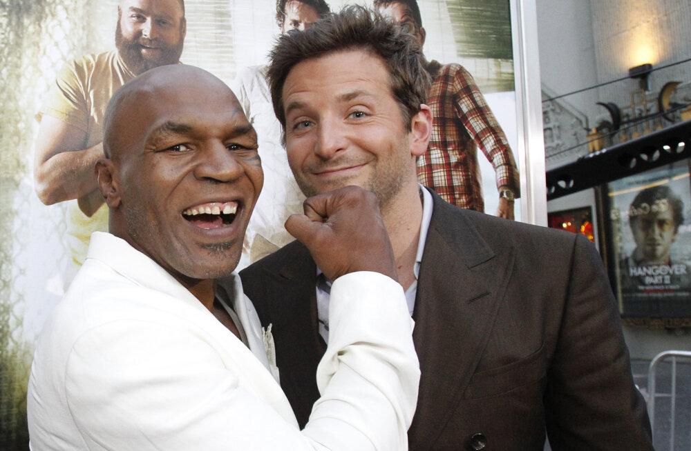 """Mike Tyson avaldas šokeeriva ja kriminaalse fakti """"Pohmaka"""" filmide kohta: nad pidid seda teadma..."""
