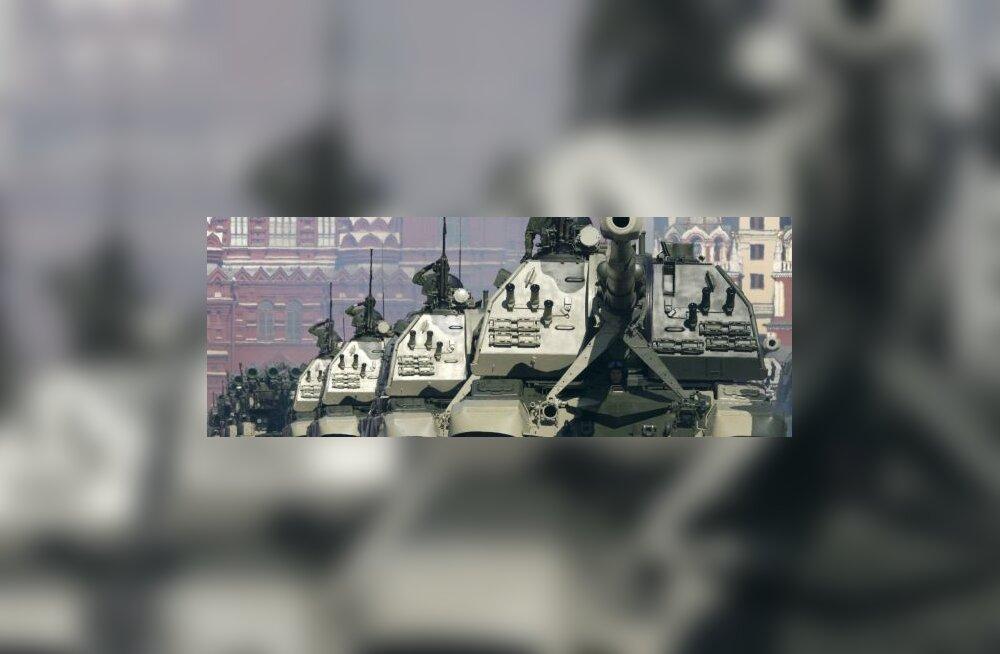 Venemaa tahab Poola armeed 9. mail Moskvasse