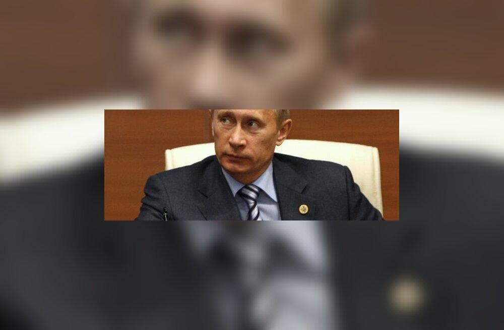 Putin tõi jälle Eestit eeskujuks