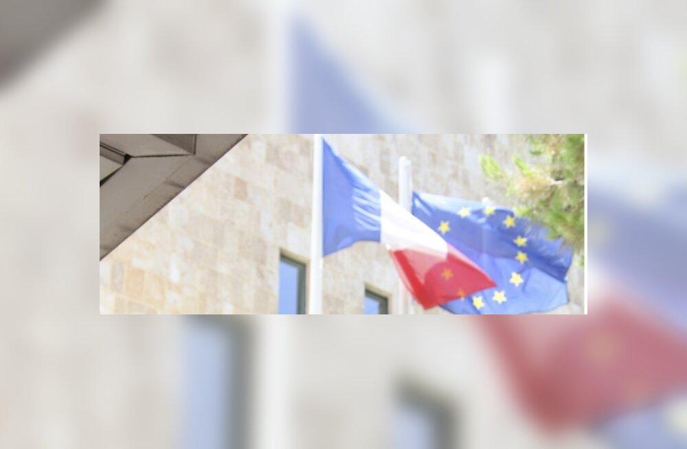 Prantsusmaa avas taas oma saatkonna Tripolis