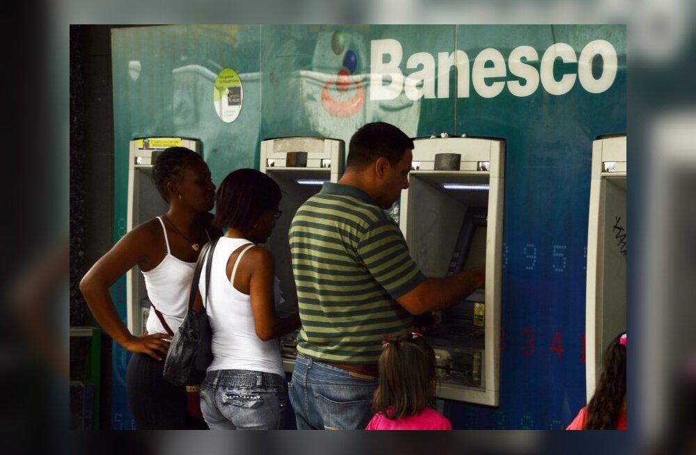 Pangaautomaadid on nii laialt levinud... ühe mehe magusaisu tõttu!