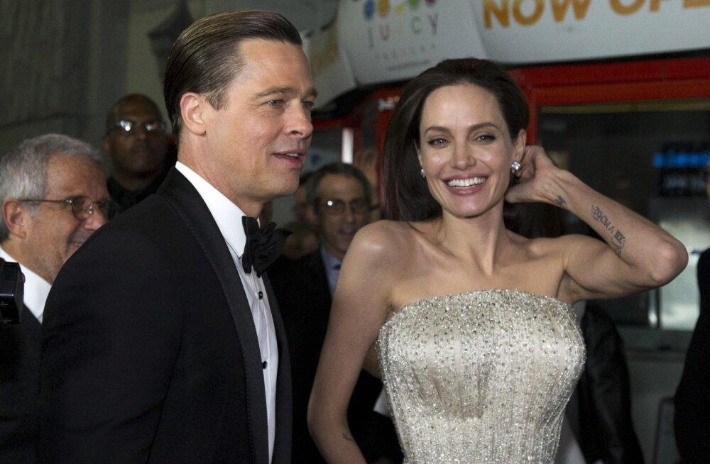 Läheb sõjaks! Brad Pitt ja Angelina Jolie asuvad peagi kohtusaalis asju klaarima