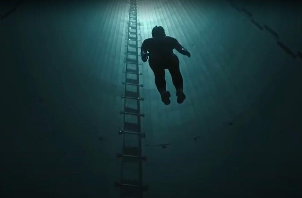 VIDEO | Kõige hirmsamad basseinid maailmas, kus saavad ujuda ainult hulljulged
