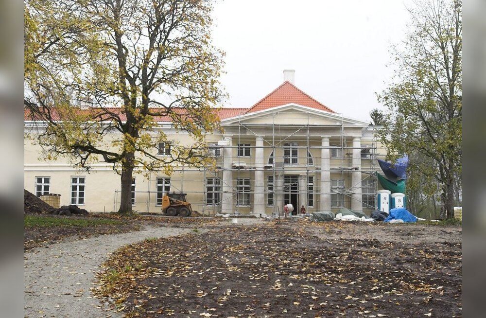 Eerik-Niiles Kross ehitab Kosele kultuurimõisa