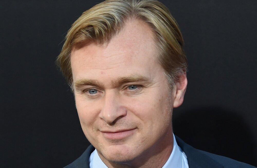 """KUUS PÕHJUST   Miks ei ilmu inimesed enam Nolani suurfilmi """"Tenet"""" võtetele?"""