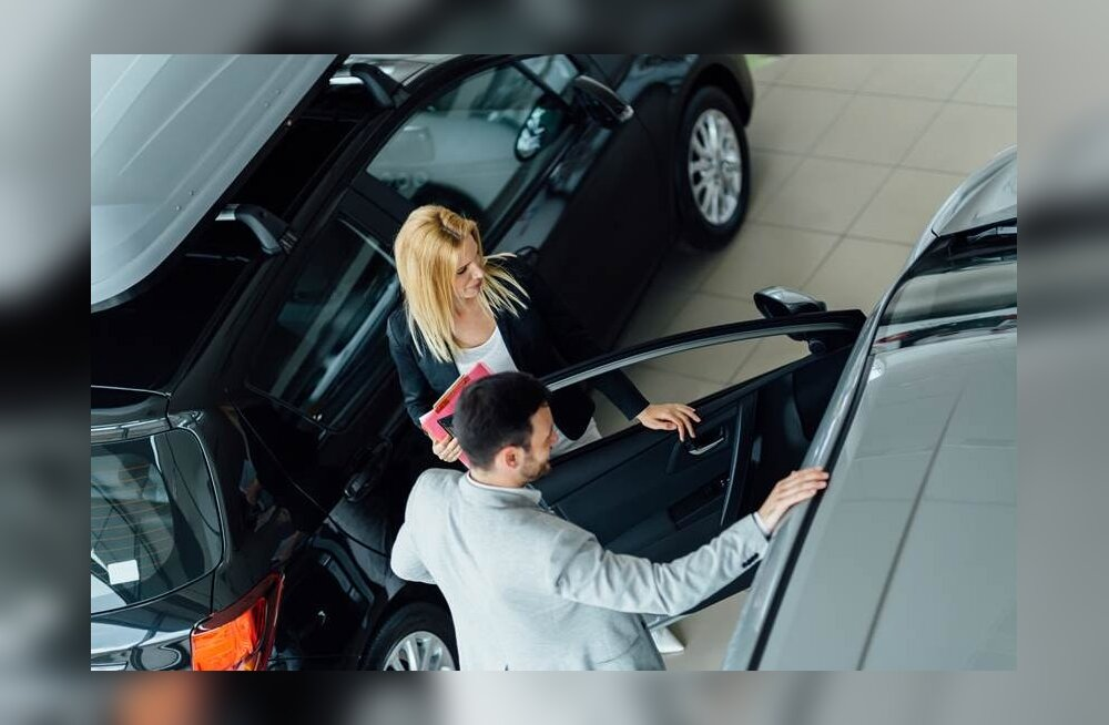 4 шага к покупке автомобиля для фирмы