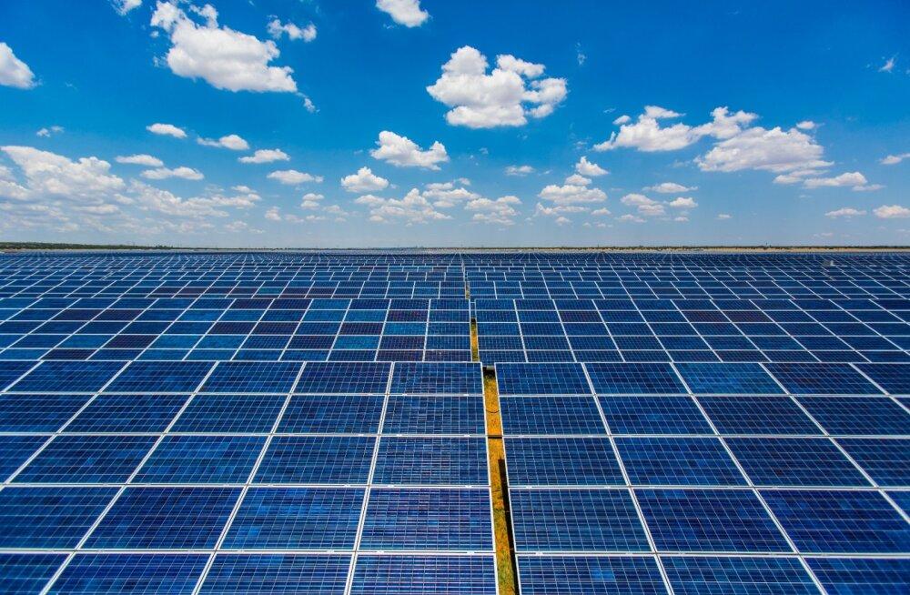 Aafrika saab esimese päikeseenergial töötava lennujaama