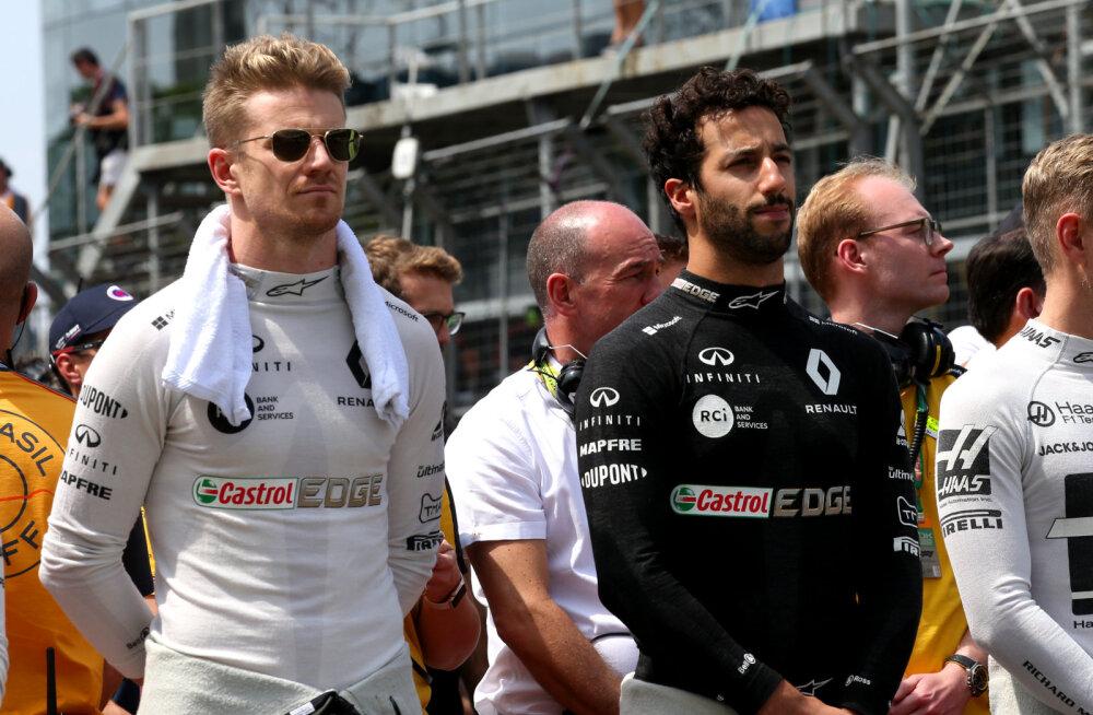 F1-sarjast lahkuv kogenud sakslane: see pole veel mu karjääri lõpp