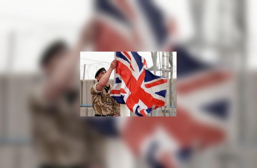 Suurbritannia alustab kaitsekärpeid 2600 sõduri koondamisega