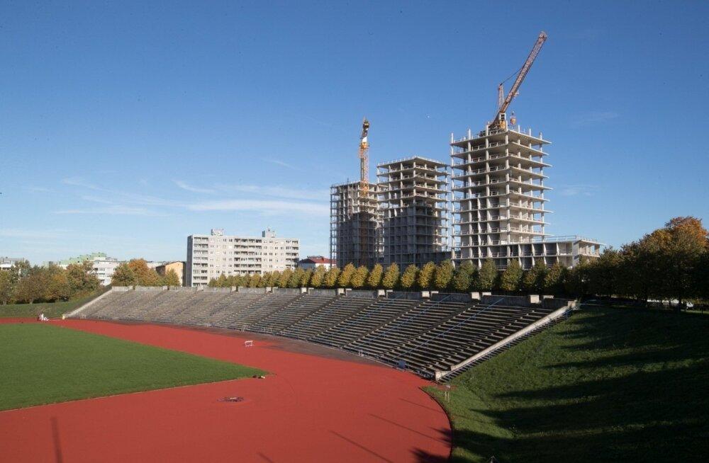 Эстонские застройщики, трепещите! Гигант российского рынка возводит в Таллинне жилые башни класса люкс и нацелился на Европу