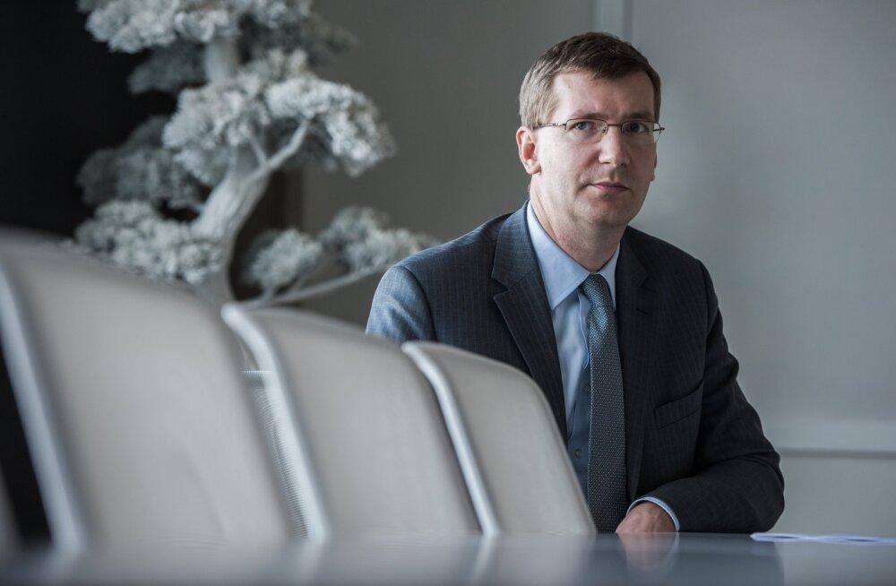 Pangaliidu juhatuse esimees Erki Kilu.
