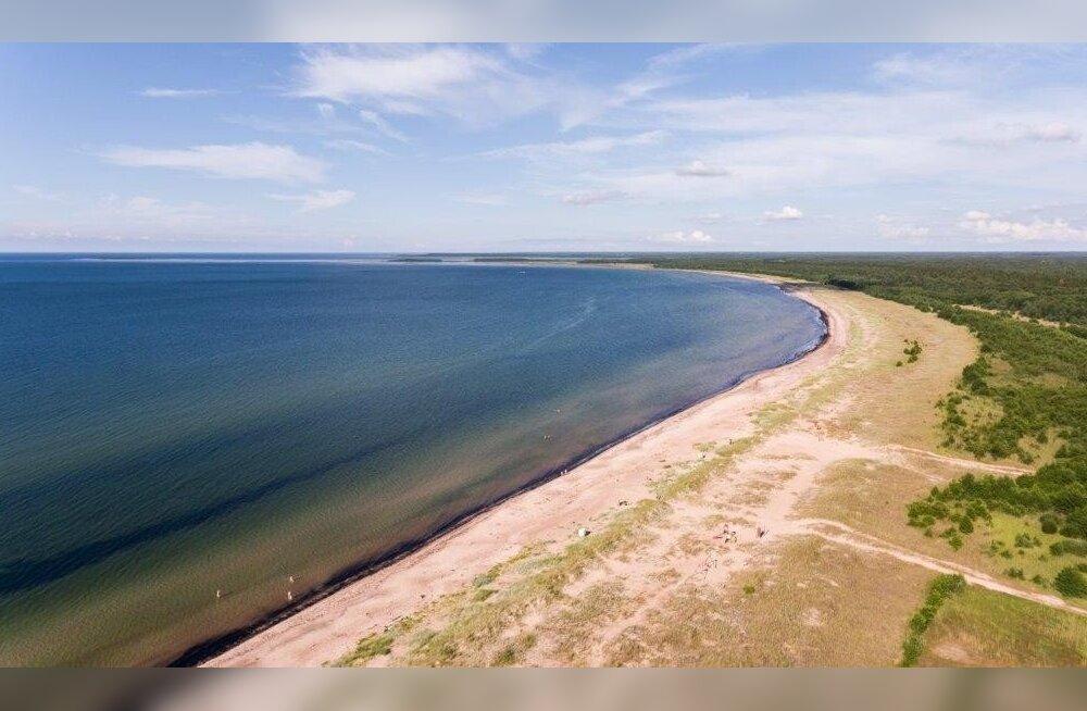 EESTI 100 AARET | Luidja ranna laulvad liivad ootavad jalutajaid