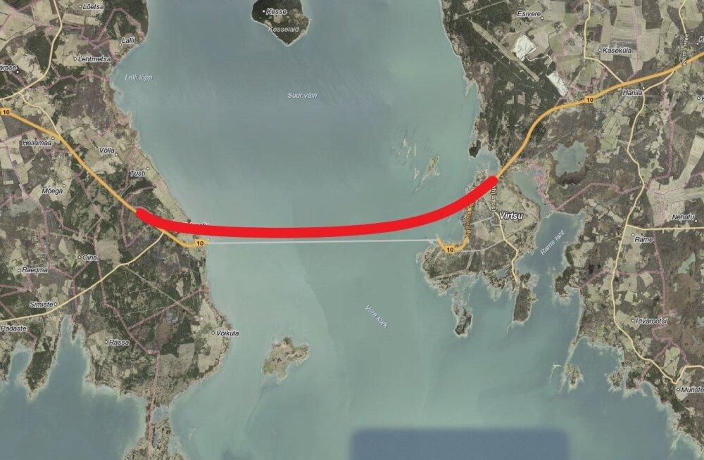 Saaremaa silda plaanivad ärimehed kergitasid plaanidelt katet