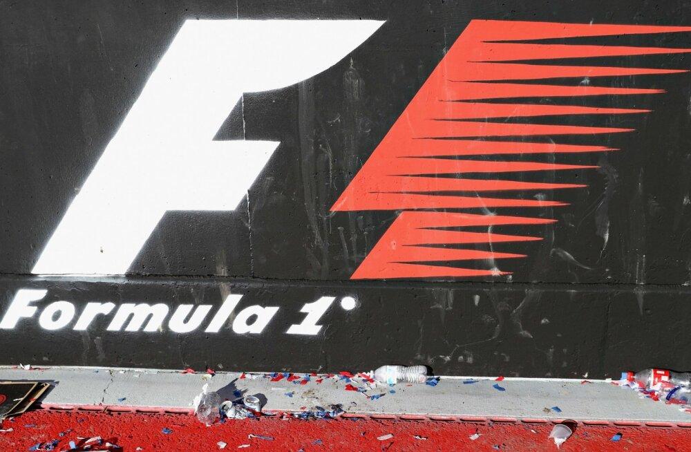FOTO | Vormel-1 saab uue logo. Kas märkasid vana logo peal kavalat nüanssi?
